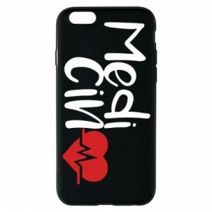 Phone case for iPhone 6/6S Medicine