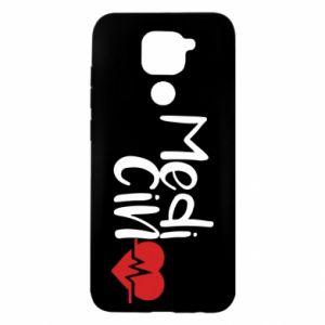 Xiaomi Redmi Note 9 / Redmi 10X case % print% Medicine
