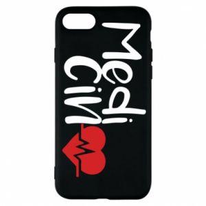Phone case for iPhone 8 Medicine