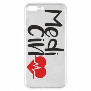 Phone case for iPhone 8 Plus Medicine