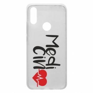 Phone case for Xiaomi Redmi 7 Medicine