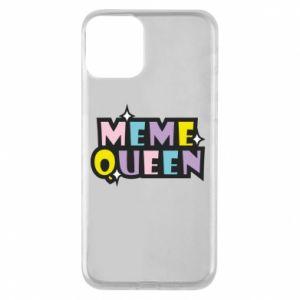 Etui na iPhone 11 Meme queen