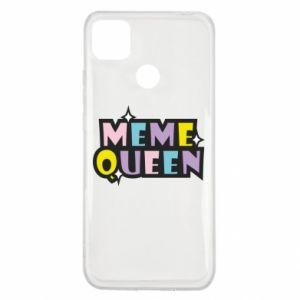 Etui na Xiaomi Redmi 9c Meme queen