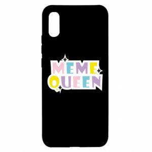 Etui na Xiaomi Redmi 9a Meme queen