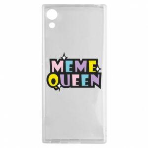 Etui na Sony Xperia XA1 Meme queen