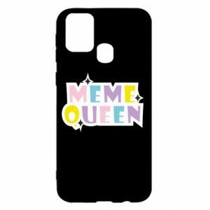 Etui na Samsung M31 Meme queen