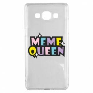 Etui na Samsung A5 2015 Meme queen
