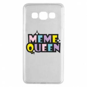 Etui na Samsung A3 2015 Meme queen