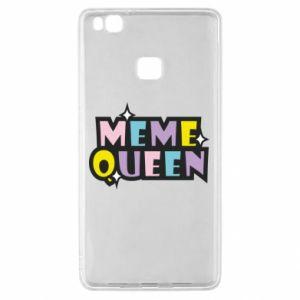 Etui na Huawei P9 Lite Meme queen