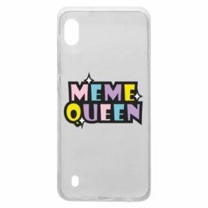 Etui na Samsung A10 Meme queen