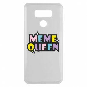Etui na LG G6 Meme queen