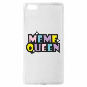 Etui na Huawei P 8 Lite Meme queen