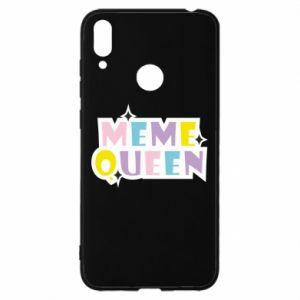 Etui na Huawei Y7 2019 Meme queen