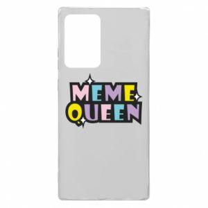 Etui na Samsung Note 20 Ultra Meme queen