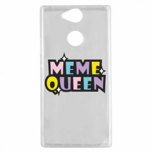 Etui na Sony Xperia XA2 Meme queen