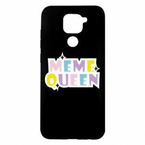 Etui na Xiaomi Redmi Note 9/Redmi 10X Meme queen
