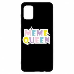 Etui na Samsung A31 Meme queen