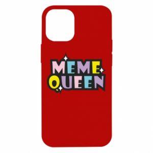 Etui na iPhone 12 Mini Meme queen