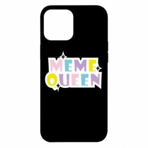 Etui na iPhone 12 Pro Max Meme queen