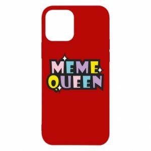 Etui na iPhone 12/12 Pro Meme queen