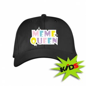 Kids' cap Meme queen