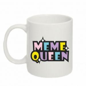Kubek 330ml Meme queen