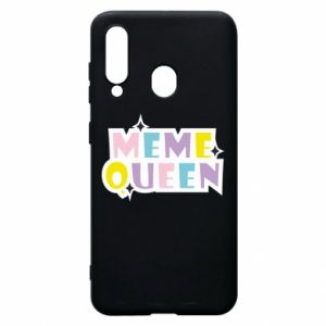 Phone case for Samsung A60 Meme queen
