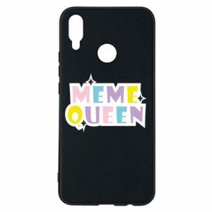 Etui na Huawei P Smart Plus Meme queen