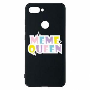 Etui na Xiaomi Mi8 Lite Meme queen