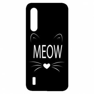 Xiaomi Mi9 Lite Case Fluffy Meow