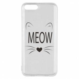 Etui na Xiaomi Mi6 Meow Fluffy
