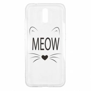 Nokia 2.3 Case Fluffy Meow