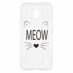 Nokia 2.2 Case Fluffy Meow