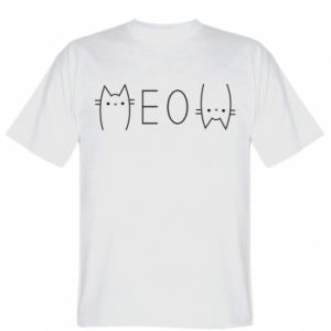 Koszulka Meow kot