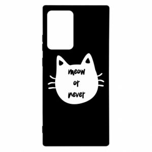 Samsung Note 20 Ultra Case Meow or never