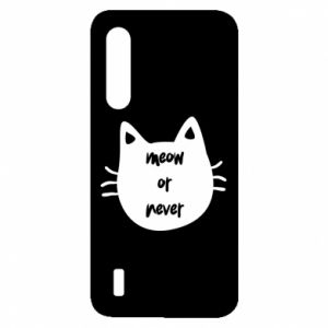 Xiaomi Mi9 Lite Case Meow or never