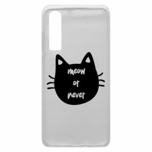 Etui na Huawei P30 Meow or never