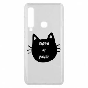 Samsung A9 2018 Case Meow or never