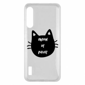 Xiaomi Mi A3 Case Meow or never