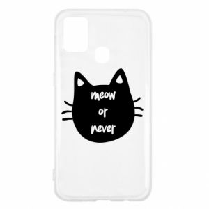 Samsung M31 Case Meow or never