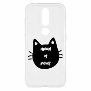 Nokia 4.2 Case Meow or never