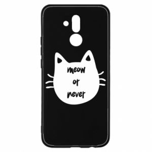 Huawei Mate 20Lite Case Meow or never