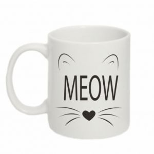 Kubek 330ml Meow Fluffy