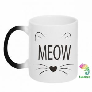 Magic mugs Fluffy Meow