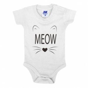 Body dla dzieci Meow Fluffy