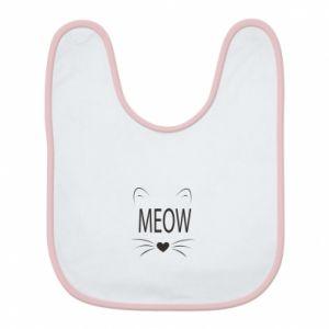 Śliniak Meow Fluffy