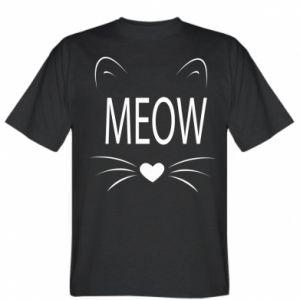 Koszulka Meow Fluffy
