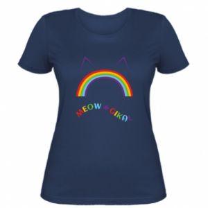 Damska koszulka Meowgikal