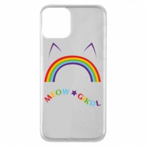 Phone case for iPhone 11 Meowgikal