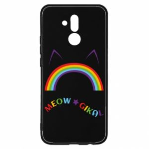 Etui na Huawei Mate 20 Lite Meowgikal